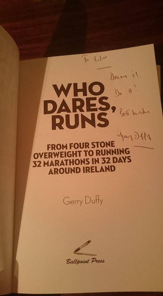 Gerry Duffy Book